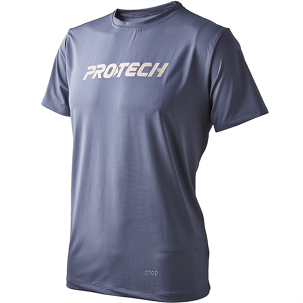 Protech Sport Training Tee Grey Gold - RNZ058-0