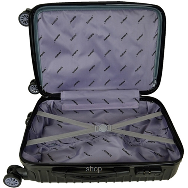 Lotus LT6111 2-in-1 ABS Hardcase Luggage Set (20in + 24in)-3