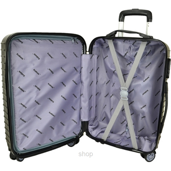 Lotus LT6111 2-in-1 ABS Hardcase Luggage Set (20in + 24in)-4