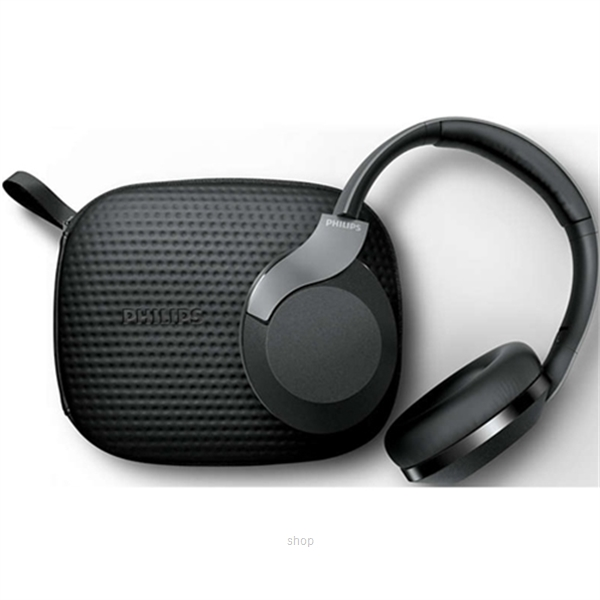Philips Hi-Res Audio Wireless Over-ear Headphone - TAPH805BK/00-6