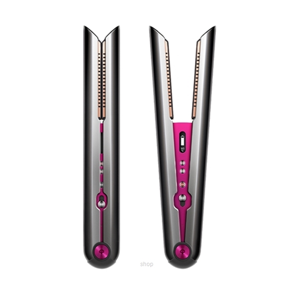 Dyson Corrale™ Straightener (Black Nickel/Fuchsia)-0
