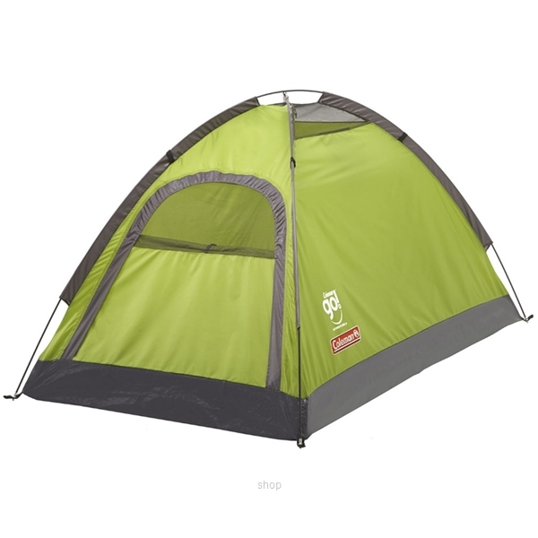 Coleman 2P Adventure Tent (Lime/Grey)-0