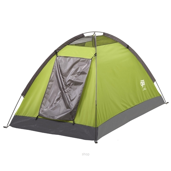 Coleman 2P Adventure Tent (Lime/Grey)-1