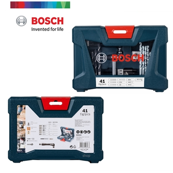 Bosch GSB 550 Professional Impact Drill (with 41pcs Accessories) - 06011A15L9-2