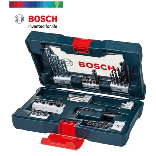 Bosch GSB 550 Professional Impact Drill (with 41pcs Accessories) - 06011A15L9-3