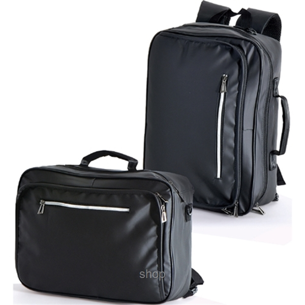 Bag2u Document Black Bag - DB779-0