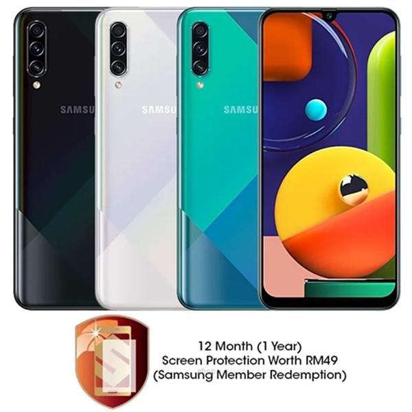 Samsung Galaxy A50s 6.4 inch [128GB] 6GB Smartphone - A507F (Samsung Warranty)