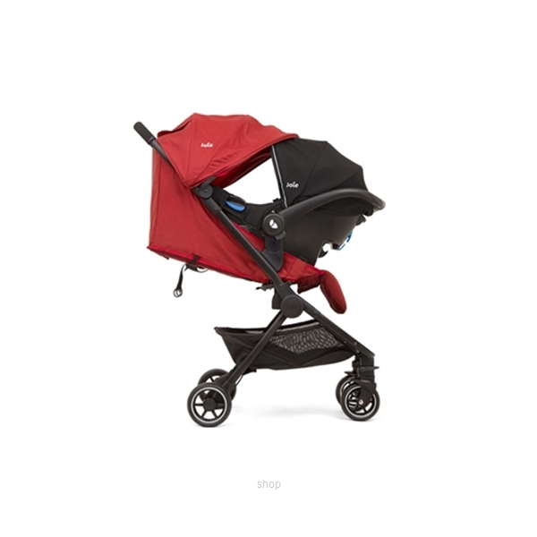 Joie Pact Pushchair (Birth-15kg)-4