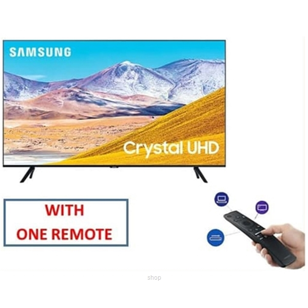 Samsung 75 Inch UHD Series 8 4K Smart TV - UA75TU8000KXXM-0