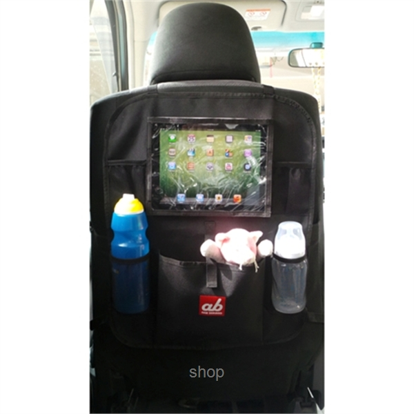 ab New Zealand Backseat Organiser and Tablet Holder - AB-BOT05-1
