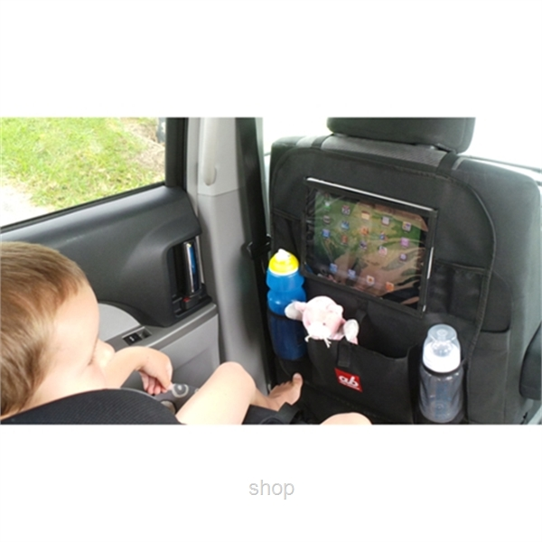 ab New Zealand Backseat Organiser and Tablet Holder - AB-BOT05-2