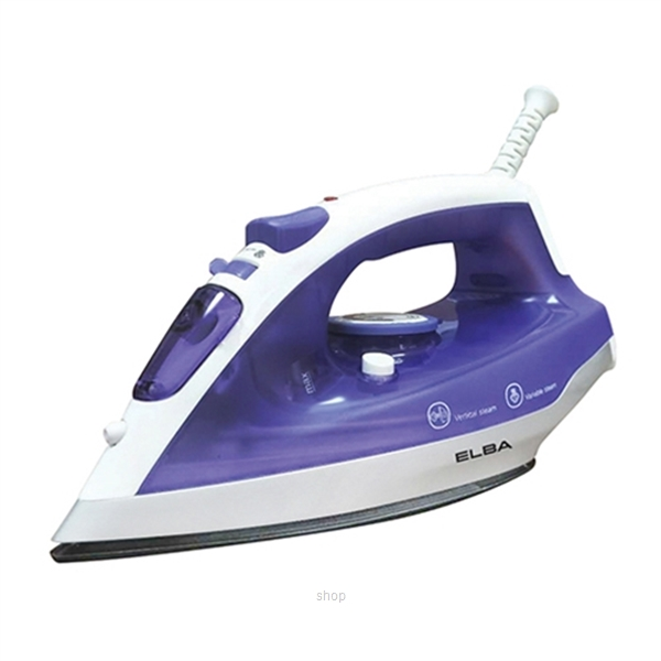 Elba Steam Iron - ESI-G2021(PP)-0