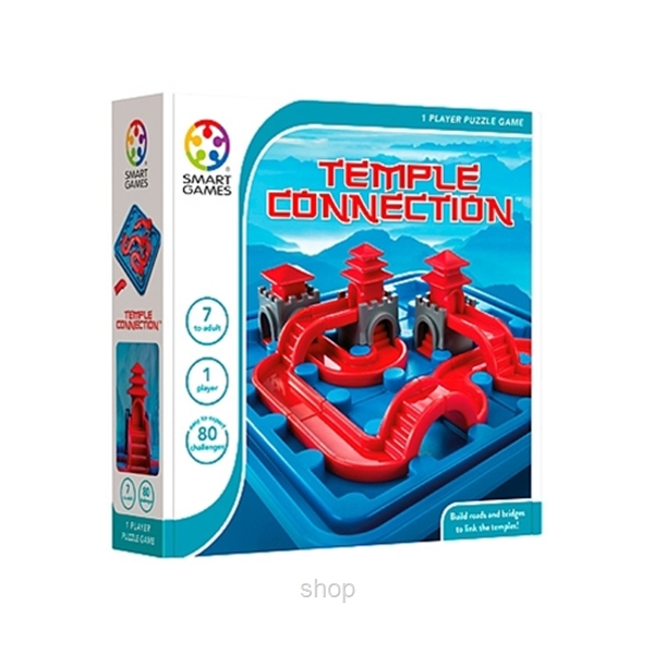 Smart Games Temple Connection (5-99 years) - 5414301519881-0