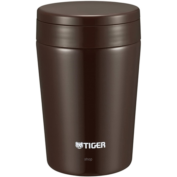 Tiger 0.38L Stainless Steel Thermal Soup Cup - MCL-A038-1