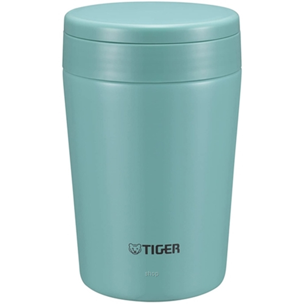 Tiger 0.38L Stainless Steel Thermal Soup Cup - MCL-A038-3