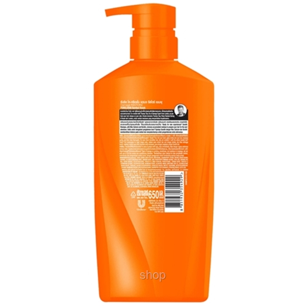 [12 unit] Sunsilk Shampoo Damage Restore 650ml - 67485476-1