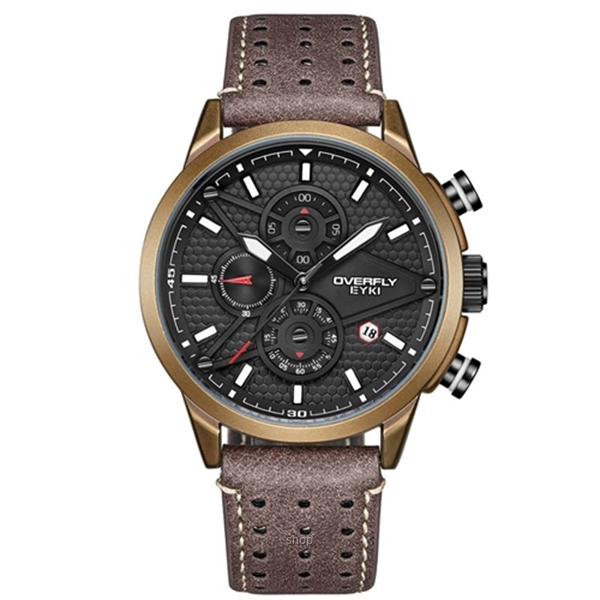 Overfly Fashion Men Watch - E3150L-DZ4CCH-0