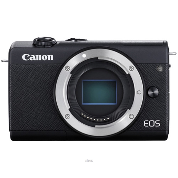 Canon EOS M200 Mirrorless Digital Camera with 15-45mm Lens Complimentary 32GB Memory Card + Canon Camera Bag (Canon Warranty)-2