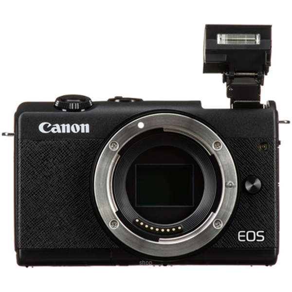 Canon EOS M200 Mirrorless Digital Camera with 15-45mm Lens Complimentary 32GB Memory Card + Canon Camera Bag (Canon Warranty)-8