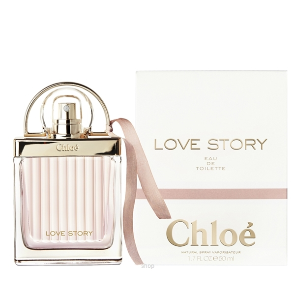 Chloe Love Story EDT Spray 50ml-0