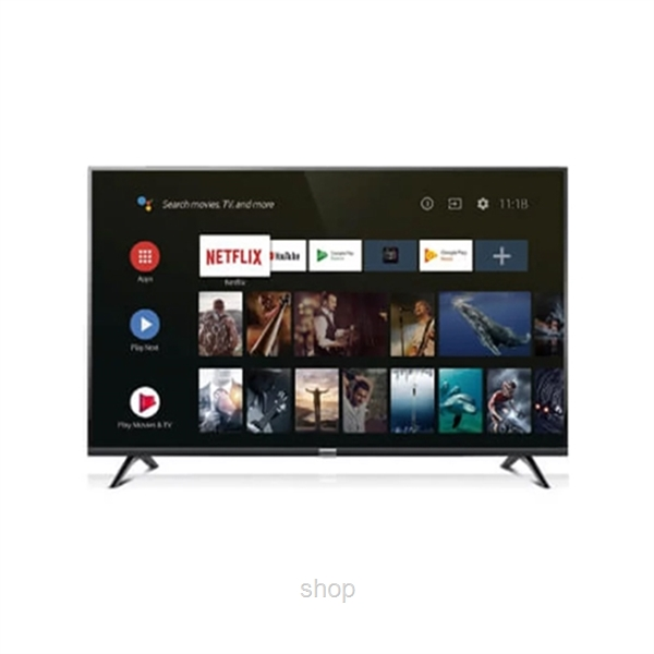 TCL 43 Inch Android Smart LED TV - 43S6800-0