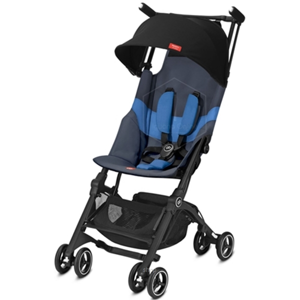 GB 2019 Pockit+ Plus ALL TERRAIN Compact Stroller-1