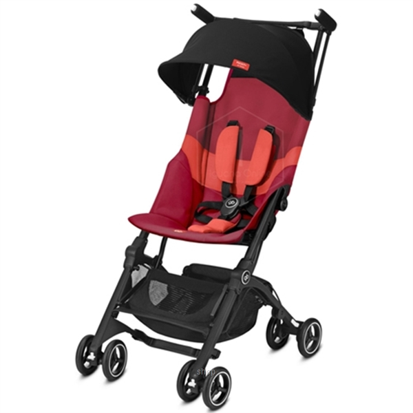 GB 2019 Pockit+ Plus ALL TERRAIN Compact Stroller-2