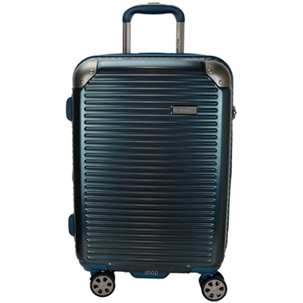 Hush Puppies 694021 25-inch ABS PC Expandable Hardcase Luggage Double Zipper-1