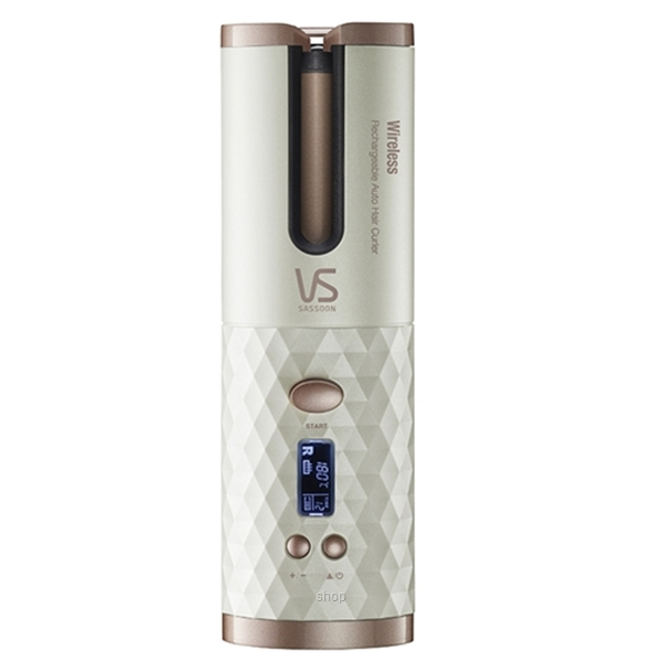 VS Sassoon Wireless Rechargeable Auto Hair Curler - VSA-1910-1