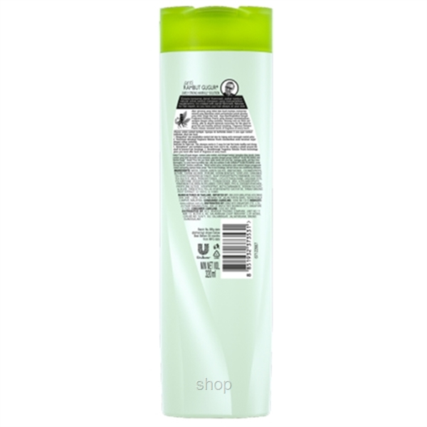 [12 unit] Sunsilk Shampoo Hijab Recharge Hijab Refresh 320ml - 67632848-1