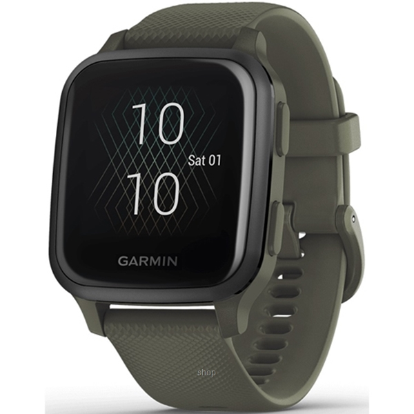 Garmin Venu SQ Music NFC GPS Smartwatch-0