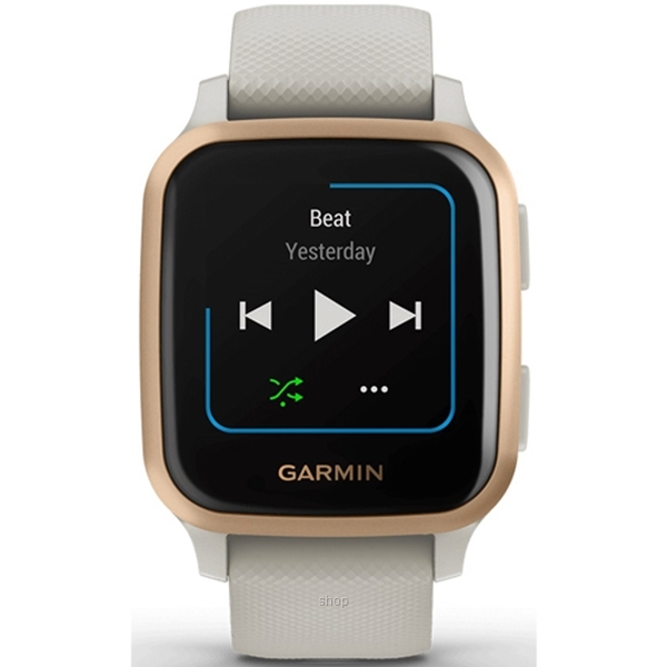 Garmin Venu SQ Music NFC GPS Smartwatch-3