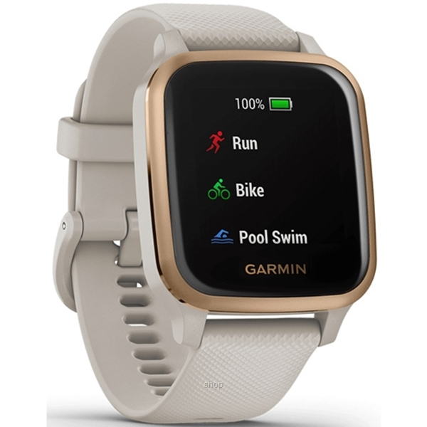 Garmin Venu SQ Music NFC GPS Smartwatch-4