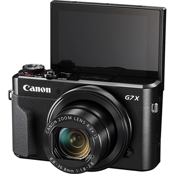 Canon Powershot Digital Compact Camera - G7X MK II + 16GB (Canon Warranty)-3