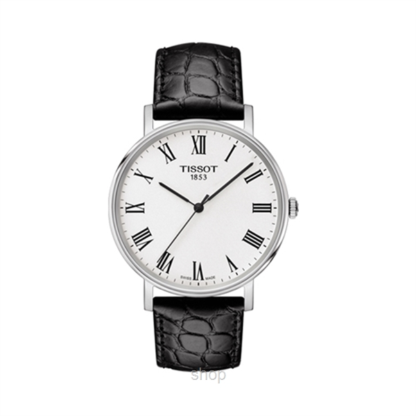 Tissot T109.410.16.033.01 Gents T-Classic Everytime Watch-0
