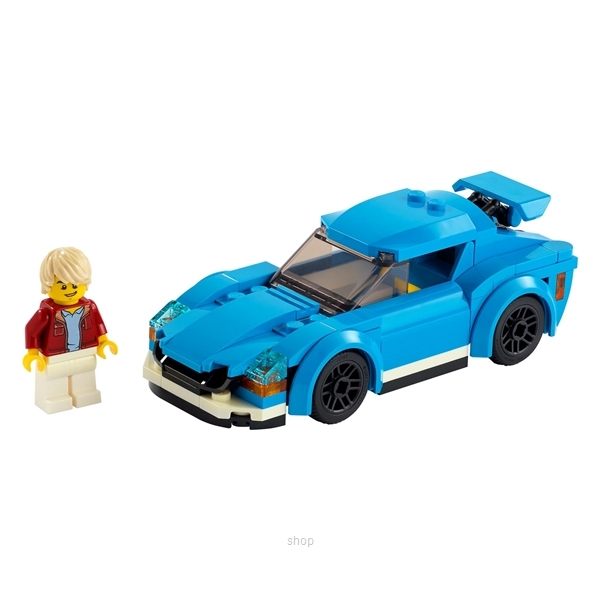 LEGO City Great Vehicles Sports Car - 60285-1