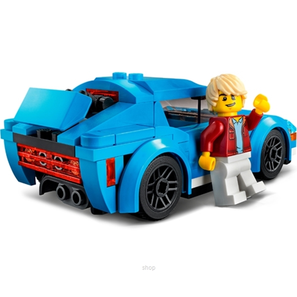 LEGO City Great Vehicles Sports Car - 60285-4