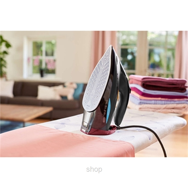 Philips Azur Advanced Steam Iron with OptimalTEMP Technology - GC4933-3