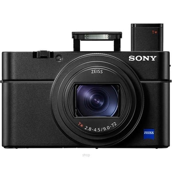 Sony RX100 VII Compact Camera with Unrivalled AF FOC 64GB & Case - DSC-RX100M7-free-64gb-and-case-1