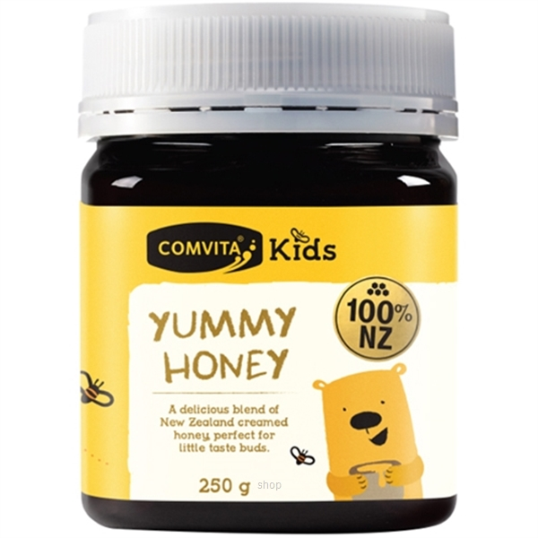 Comvita Kids Honey 250g-0