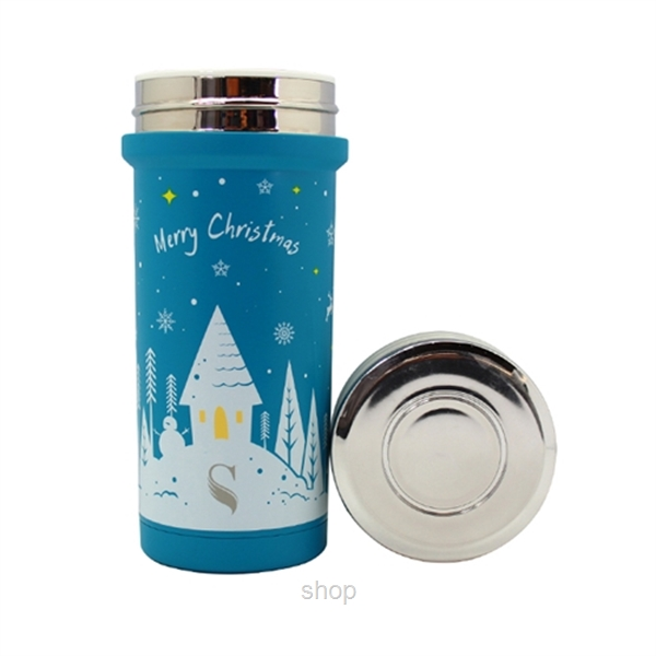 [Christmas Collection] Once upon a Starry Night: SWANZ 350ml Porcelain Tumbler SY-068-1