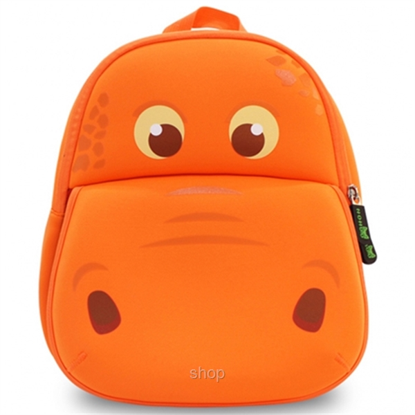 [BUY 1 FREE 1] NOHOO Hippo Kids Backpacks (For 3-5 Years Old) - NH028-1