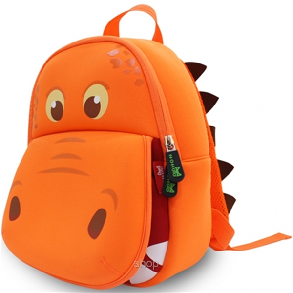 [BUY 1 FREE 1] NOHOO Hippo Kids Backpacks (For 3-5 Years Old) - NH028-2