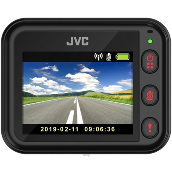 JVC Full HD Dashcam - GC-DRE10-2