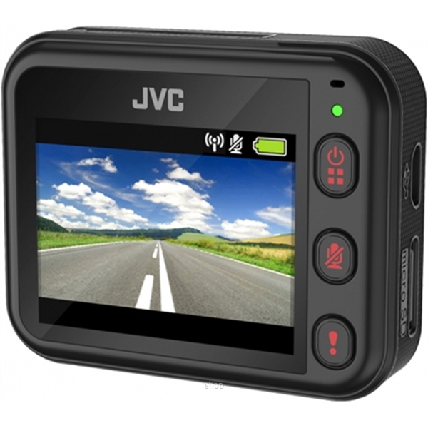 JVC Full HD Dashcam - GC-DRE10-3