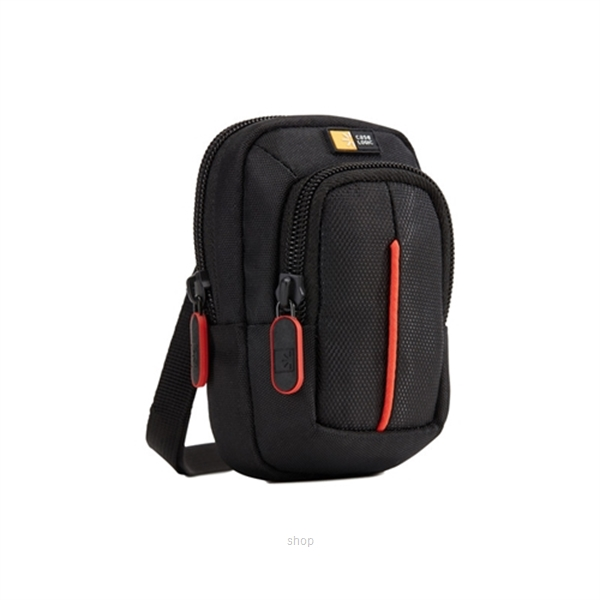 Case Logic Compact Camera Case With Storage Black - DCB-302-0