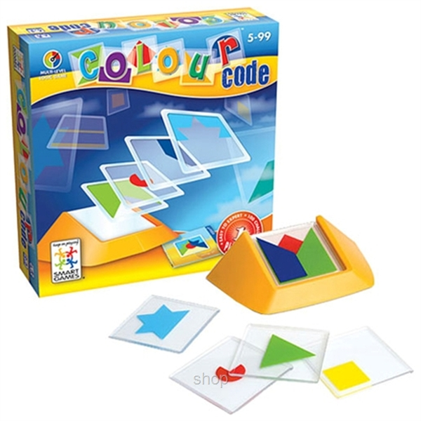 Smart Games Colour Code (5-99 years) - 5414301513476-0