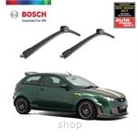 Bosch Clear Advantage Wiper Blade Set (20+17 inch) Proton Satria Neo 2006