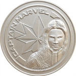 CAPTAIN MARVEL Exclusive Marvel's Avengers: Endgame Coin Medallion