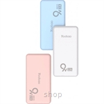 Yoobao 12000mAh Q12 Quick Charge 3.0 Polymer Power Bank